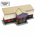 IE103 - 4Ground Building Kits - Green Park Retail Unit