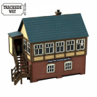 OO-TS-101 - 4Ground Building Kits - Malbrook Junction Signal Box