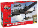 Airfix BBMF Collection Gift Set, Spitfire, Hurricane, Lancaster Bomber - A50116