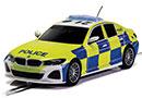C4165 - Scalextric BMW 330i M-Sport - Police Car