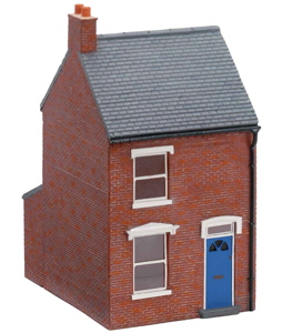 Model railway shop scenery town scenery for Whats a terraced house