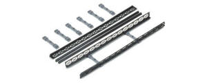 Hornby Track Side Wall Set - R660
