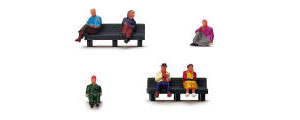 R7119 - Hornby - Sitting People