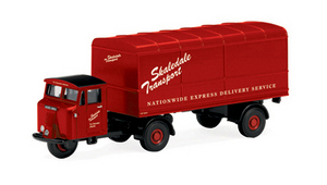 Model Railway Shop - Hornby Skaleautos - Mechanical Horse Delivery Lorry - R7092