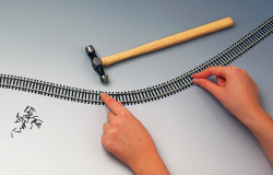 Hornby Flexible Track - R621