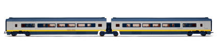Hornby Eurostar Class 373 Divisible Centre Saloons Coach Pack - R4630
