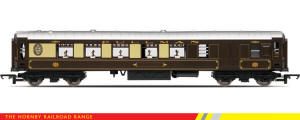 Hornby Model Railway RailRoad Range - Pullman Parlour Brake Car / Coach - R4313
