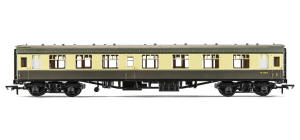 Hornby BR Mk1 Composite (Chocolate & Cream) CK - R4353