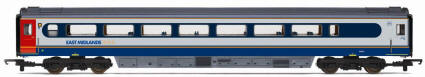 Hornby Model Railway Trains - R4416 East Midlands Mk3 Trailer Guards Standard Coach