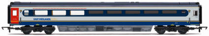 Hornby Model Railway Trains - R4417 East Midlands Mk3 Buffet Car