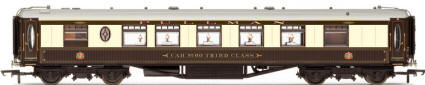 Hornby Pullman 3rd Class Kitchen Car - �Car No. 60� - R4481