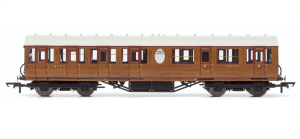 Hornby LNER Thompson Non-Corridor Composite (Lavatory) - R4572A