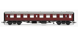 Hornby RailRoad BR Mk1 Tourist Second Open Coach - R4629