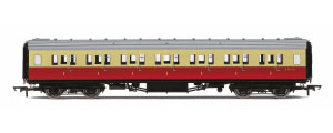 R4797 - Hornby BR Maunsell First Class 'S7212S', Crimson & Cream