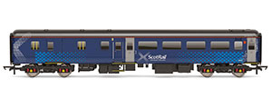 R4892A - Hornby ScotRail, Mk2F Brake Second Open, 9527 - Era 10