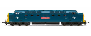 Hornby Railroad BR Class 55 'The King's Own Scottish Borderer' - R3590