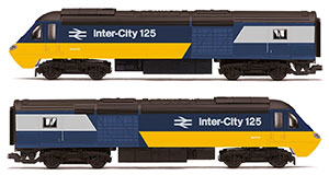 R3608 - Hornby Railroad BR InterCity Class 43 HST Pack Power Cars W43001 and W43002 - Era 7