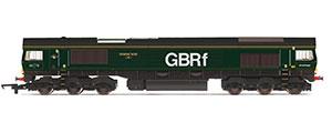 Co-Co 66779 /'Evening Star/' R3747 Hornby OO Gauge GBRf Class 66 Era 10