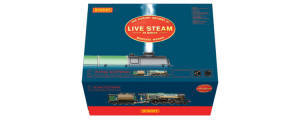 Hornby Model Railway - Flying Scotsman Live Steam Set - R1058