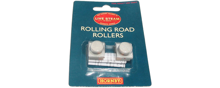 hornby rolling road instructions