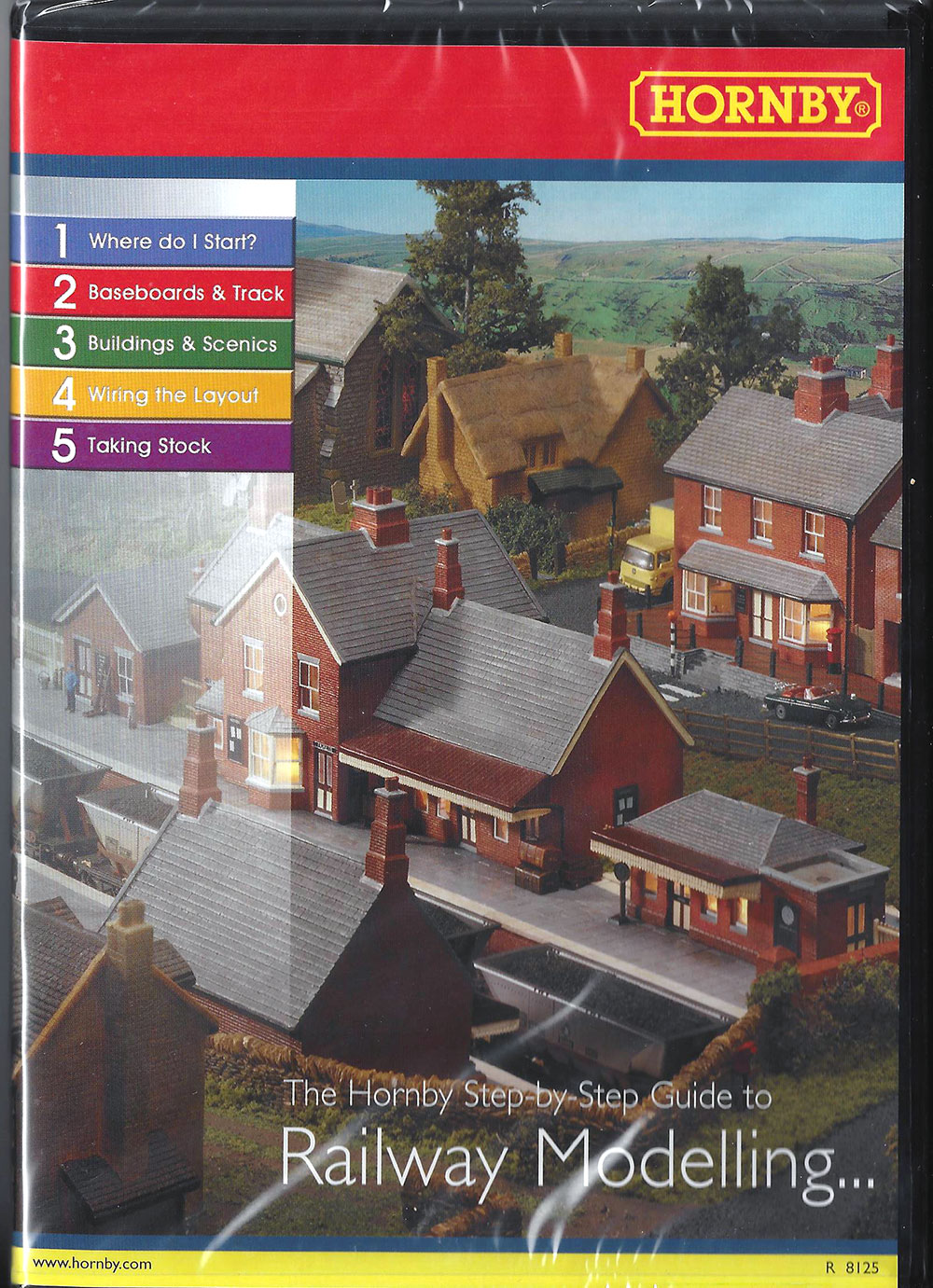 Modelling Catalogues Software Hornby Scalextric Track Plan Wiring R8125 The Step By Guide To Railway