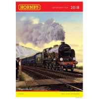 Hornby 2018 Catalogue - 64th Edition - R8155
