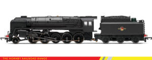Hornby Model Railway RailRoad Range - BR Class 9F Locomotive - R2880