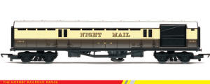 Hornby - RailRoad Range - Night Mail Operating Mail Coach - R4526
