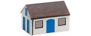Hornby Model Railway Skaledale Canal Collection - Canal Lock Side Stores - R8655