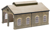 Hornby East Engine Shed - R8850