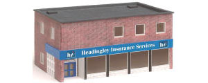 Hornby 'Headingley Insurance' Office - R9709
