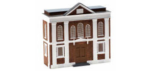 Hornby Skaledale County Hall - Low Relief - R9759