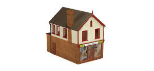 Hornby Skaledale 'The Pine Shop' - R9769