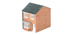Hornby Skaledale Modern Terraced House - R9801