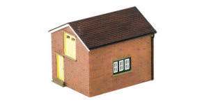 Hornby Skaledale Timber Store and Workshop - R9808