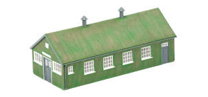 Hornby Skaledale Ex-Barrack Rooms - R9813