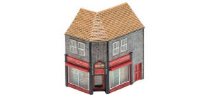 Hornby Skaledale The Toy Shop - R9829