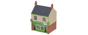 Hornby Skaledale The Off Licence Model Building - R9844