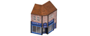 Hornby Skaledale The Butcher's Shop Model Building - R9845