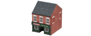 Hornby Skaledale - The Green Grocer's Shop Model Building - R9847