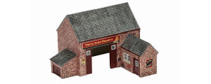R9855 - Hornby Skaledale The Village Garage