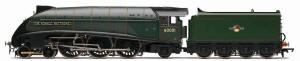 Hornby Model Railway Trains - R2896XS BR Class A4 'Sir Ronald Matthews' Locomotive With DCC Sound