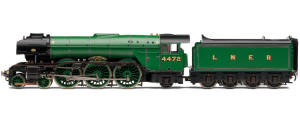 Hornby Model Railway - NRM 4-6-2 Flying Scotsman Steam Locomotive - R2441