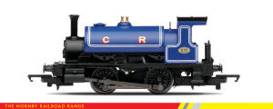 Hornby Model Railway RailRoad Range - Caledonian Railways 0-4-0 Locomotive - R2672