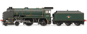 Hornby Model Railway Trains - R2845 R2845X BR 4-4-0 'Winchester' Schools Class