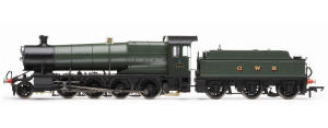 Hornby Model Railway Trains - R2918 R2918X GWR 2-8-0 Class 3800