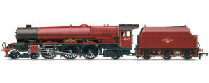 "Hornby - Steam Locomotive - BR 4-6-2 ""Princess Arthur of Connaught"" Princess Royal Class - BR Red - R3015/R3015x"