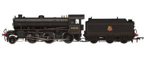 Hornby BR 2-6-0 K1 Class - Early BR - R3242A
