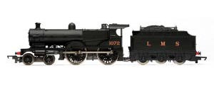 Hornby RailRoad LMS 4-4-0 Compound with Fowler Tender - R3276
