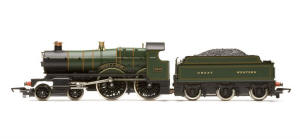 Hornby RailRoad GWR 'County Of Devon' County Class - R3277